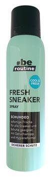 #be routine Fresh Sneaker Spray