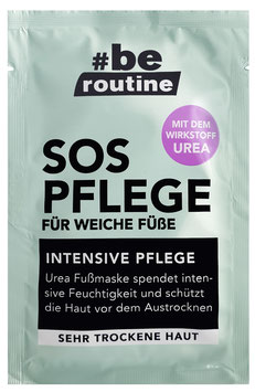 #be routine SOS Fuß-Pflege