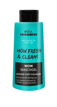 #be routine WOW Waschgel