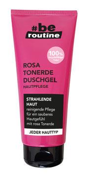 #be routine Rosa Tonerde Duschgel