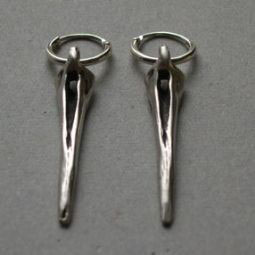 Fishbone Earrings SDE1
