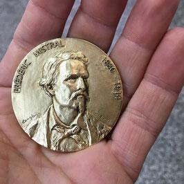 Médaille de Frédéric Mistral