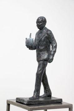 Maquette en bronze de Saint-Exupéry