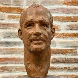 Buste Frédéric Michalak