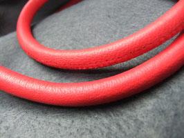 Armband aus Nappaleder mit Magnetverschluss 6mm