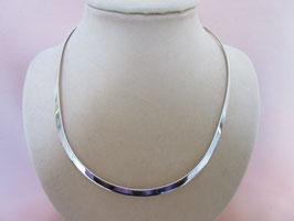 Silber Halsreif, Silber Collier
