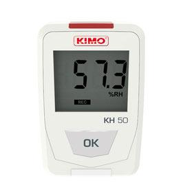 KH 50 Datalogger temperatura umidità