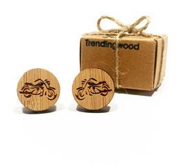 Gemelo de madera, Custom