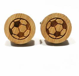 Gemelo de madera, Balón de Fútbol