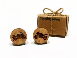 Gemelo de madera, Moto deportiva