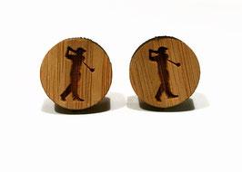 Gemelo de madera, Golf