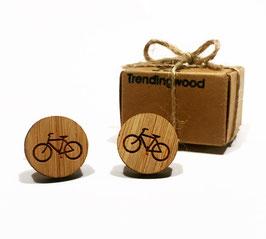 Gemelo de madera, Bicicleta