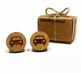 Gemelo de madera, Coche