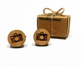 Gemelo de madera, Cámara de Foto