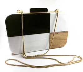 Black&White Clutch Bag