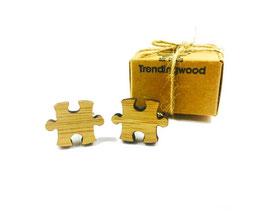 Gemelo de madera,  Puzzle