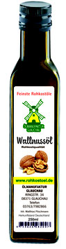 Wallnussöl 100ml