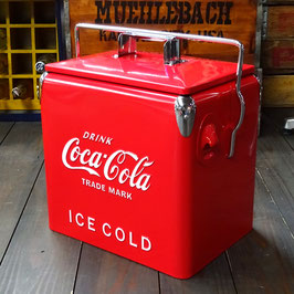 DRINK Coca-Cola TRADE MARK ICE COLD