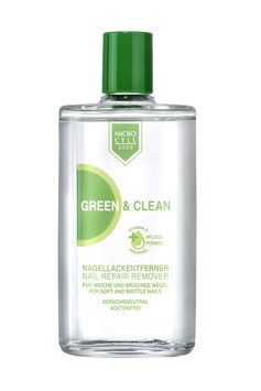 GREEN & CLEAN NAIL REPAIR REMOVER (100ml)