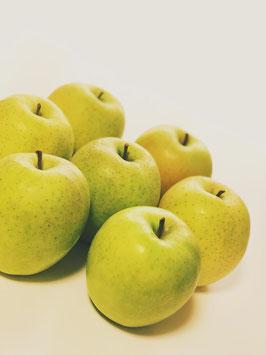 無農薬りんご「王林」