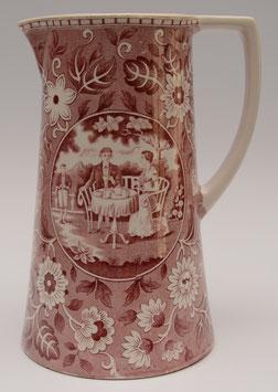 Amstelkan Tea Drinker rood van Societe Ceramique