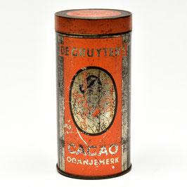 Blik De Gruyter's Cacao - Oranjemerk #3
