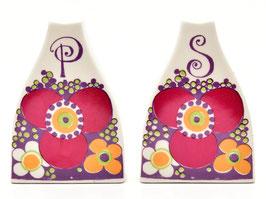 Peper- & zoutstel Maja/Mexico  van Turi Design/Figgjo Flint