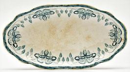 Vleeswarenschaaltje decor Houblon en Societe Ceramique