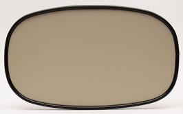 Formica dienblad 2-zijdig grijs/bruin