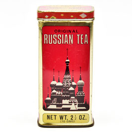 Blikje Original Russian Tea