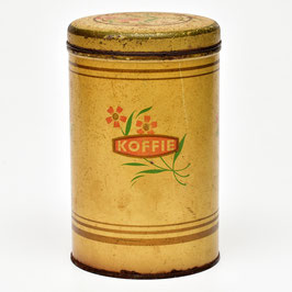 Blik 'Koffie'