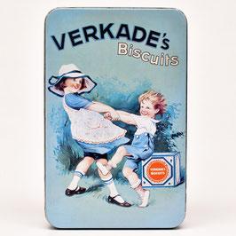 Blik Verkade's Biscuits #1