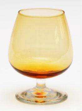 Cognacproefglas kleur cognac K9 van Kristalunie Maastricht Carnaval