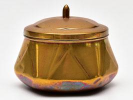 Koperen tabakspot van G. Bredemeyer - Hilversum