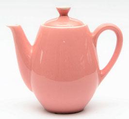 Koffiepot Riga roze van Societe Ceramique (0,50 liter)