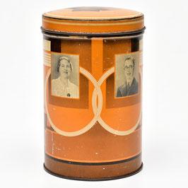 Blik verloving Juliana & Bernhard (1936)