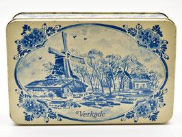 Blik Verkade 'Delfts blauw'