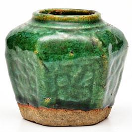 Gemberpot groen #144