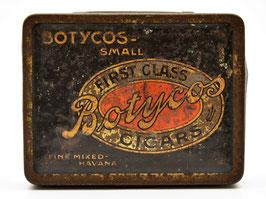 Blikje Botycos - First Class Cigars - Havana