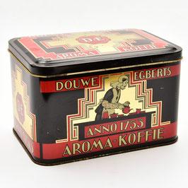 Blik Douwe Egberts - Aroma koffie
