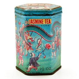 Blikje Jasmine Tea uit Hong Kong #1