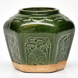 Gemberpot groen #125