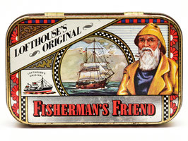 Blikje Fisherman's Friend - Lofthouses Original #1