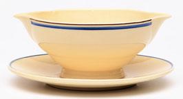 Sauskom bruin/blauw van Societe Ceramique