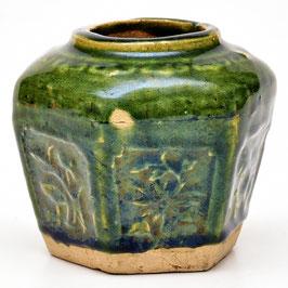 Gemberpot groen #103