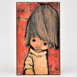 """Wanddecoratie van Agnes """"Jaklien Moerman"""" #9"""