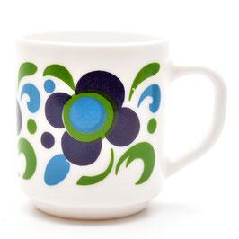Beker Knorr van Arcopal blauw/groen