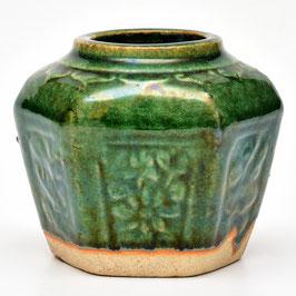 Gemberpot groen #127