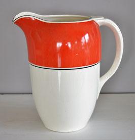 Lampetkan Maastricht wit/rood/zwart van Societe Ceramique