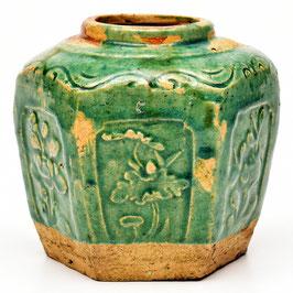 Gemberpot groen #156